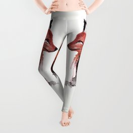 Tetrad the Bloodmoon Fox Leggings