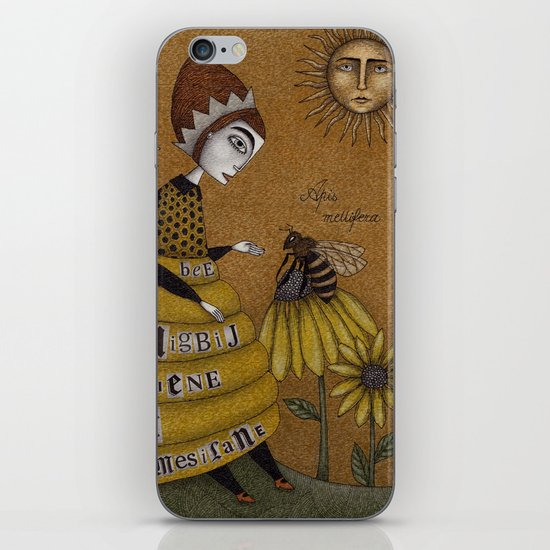 The Conversation iPhone & iPod Skin