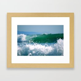 range of motion Framed Art Print