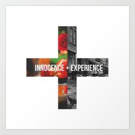 Innocence + Experience (U2 on Tour) Art Print