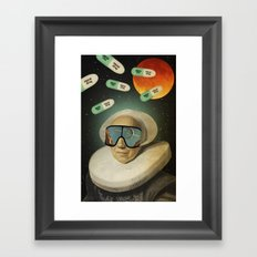 Untitled Collection -- Virtual Reality Framed Art Print