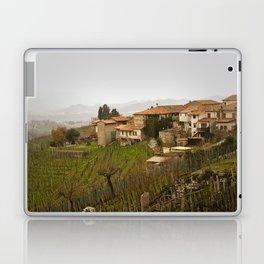vineyard in veneto Laptop & iPad Skin
