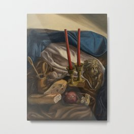 For The Bishop of Digne Metal Print