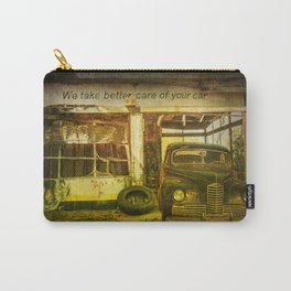 We take Better Care of Your Car Carry-All Pouch