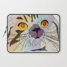 Rainbow Cat Laptop Sleeve