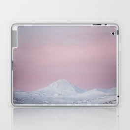 Candy mountain - Landscape and Nature Photography Laptop & iPad Skin