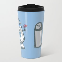 Robot Crush Travel Mug
