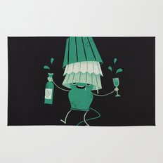 Lights Out Rug