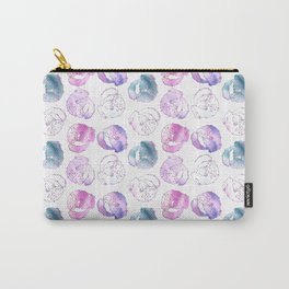 Galactic Cats Carry-All Pouch