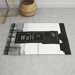 Wall St. Minimal - NYC Rug