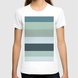 color palette T-shirt
