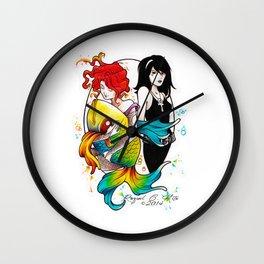 Delirium and Death Wall Clock