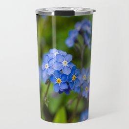 Forget-Me-Nots 1 Travel Mug