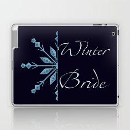 Winter Bride Laptop & iPad Skin