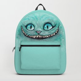 Cheshire Cat - Drawing - Dibujados Backpack