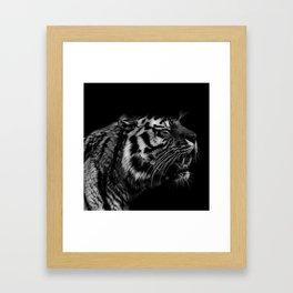 Your Gonna Hear me Roar Framed Art Print
