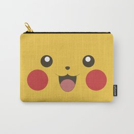 Yellow Poke Carry-All Pouch