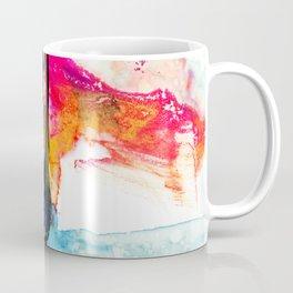 Ecstasy Dream No. 8 by Kathy Morton Stanion Coffee Mug