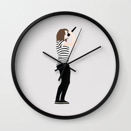 Jardine Wall Clock