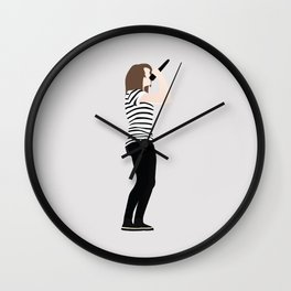 Jardine Wall Clock