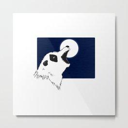 Sinon, un panda (8) Metal Print