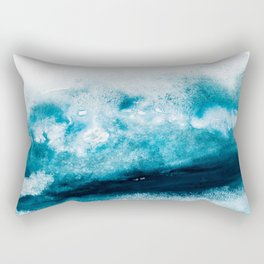 OCEANBLUE Rectangular Pillow