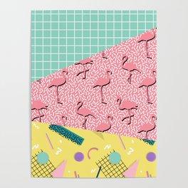 Dreaming 80s #society6 #decor #buyart Poster