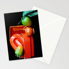 Curvy-linear Stationery Cards
