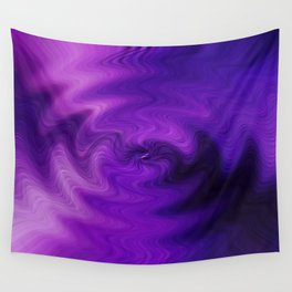 Purple daze 20 Wall Tapestry
