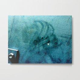 Urban Abstract 39 Metal Print