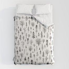 Tree Pattern Comforters