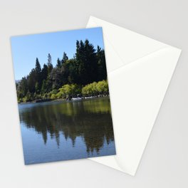 Lolog Lake, Patagonia Stationery Cards