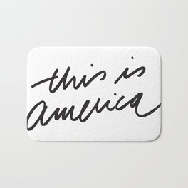 This is America Bath Mat