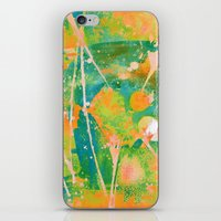 cocktail iPhone & iPod Skins featuring cocktail by clemm