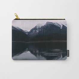 Mountain Reflections II #society6 #buyart Carry-All Pouch