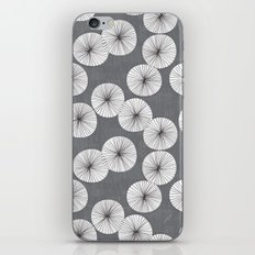 Umbrellas by Friztin iPhone & iPod Skin