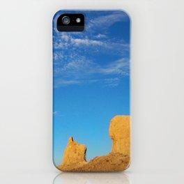 Cirrus iPhone Case