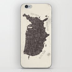 USA iPhone & iPod Skin