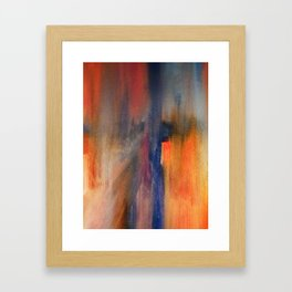 Abstract One Framed Art Print