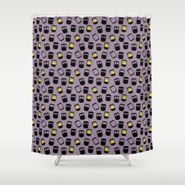 Niqabis pattern Shower Curtain