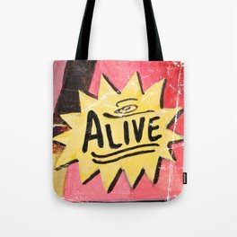 See the TOE! Tote Bag