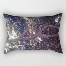 Up above full picture Rectangular Pillow