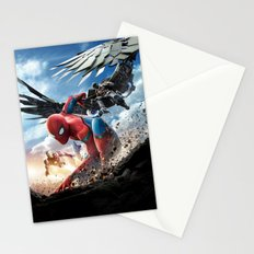 spider man homecoming Stationery Cards