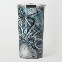 Sea Monster Travel Mug