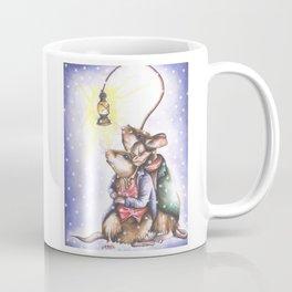 Companions in the Snow Coffee Mug