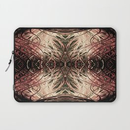 Antique Rose Pearl Sea Fan by Chris Sparks Laptop Sleeve