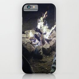 Campfire Delight iPhone Case