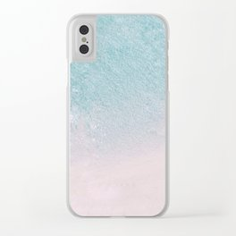 Privasea Please Clear iPhone Case