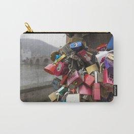 Heidelberg Love Locks Carry-All Pouch