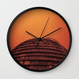 The Reichstag Wall Clock